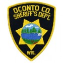Oconto County Sheriff's Department, Wisconsin