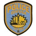 Odessa Police Department, Texas
