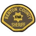 Benton County Sheriff's Office, Iowa