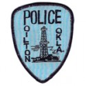 Oilton Police Department, Oklahoma