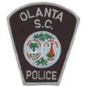 Olanta Police Department, South Carolina