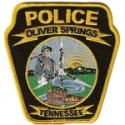 Oliver Springs Police Department, Tennessee