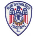 Olympia Fields Police Department, Illinois