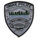 Omak Police Department, Washington