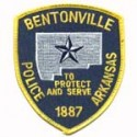 Bentonville Police Department, Arkansas