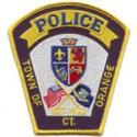 Orange Police Department, Connecticut