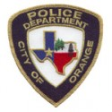 Orange Police Department, Texas
