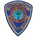Orangeburg Department of Public Safety, South Carolina