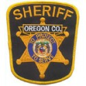 Oregon County Sheriff's Department, Missouri