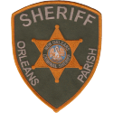 Orleans Parish Sheriff's Office, Louisiana