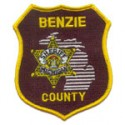 Benzie County Sheriff's Department, Michigan