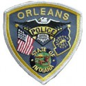 Orleans Police Department, Indiana