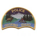 Orofino Police Department, Idaho