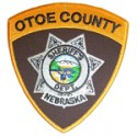 Otoe County Sheriff's Department, Nebraska