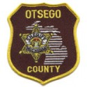 Otsego County Sheriff's Department, Michigan