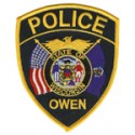 Owen Police Department, Wisconsin