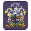 Oxford Police Department, Alabama