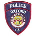 Oxford Police Department, Georgia
