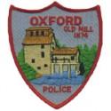 Oxford Police Department, Kansas