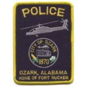 Ozark Police Department, Alabama