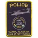 Ozark Police Department, Alabama