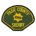Page County Sheriff's Department, Iowa