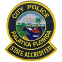 Palatka Police Department, Florida