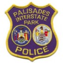 Palisades Interstate Park Police Department - New Jersey Section, New Jersey