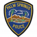 Palm Springs Police Department, California
