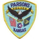 Parsons Police Department, Kansas