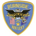 Burnside Police Department, Kentucky