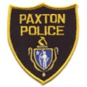 Paxton Police Department, Massachusetts