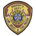 Pecos County Sheriff's Department, Texas