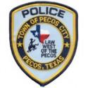 Pecos Police Department, Texas