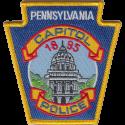 Pennsylvania State Capitol Police, Pennsylvania