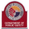 Petoskey Police Department, Michigan