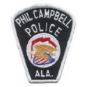 Phil Campbell Police Department, Alabama