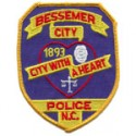 Bessemer City Police Department, North Carolina