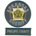 Phillips County Sheriff's Department, Arkansas