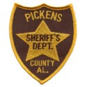 Pickens County Sheriff's Department, Alabama