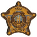Pike County Sheriff's Department, Kentucky