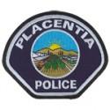 Placentia Police Department, California