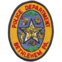 Bethlehem Police Department, Pennsylvania