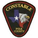 Polk County Constable's Office - Precinct 3, Texas