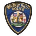Beverly Hills Police Department, California