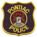 Pontiac Police Department, Michigan