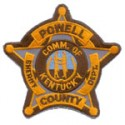Powell County Sheriff's Department, Kentucky