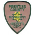 Prentiss County Sheriff's Office, Mississippi