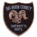 Big Horn County Sheriff's Department, Montana