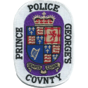 Prince George's County Police Department, Maryland